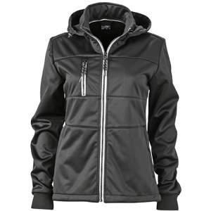 Ladies` Maritime Softshell-Jacket