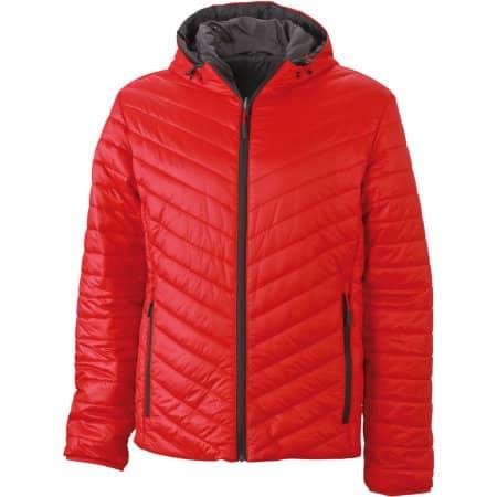 Men`s Lightweight Jacket von James+Nicholson (Artnum: JN1092