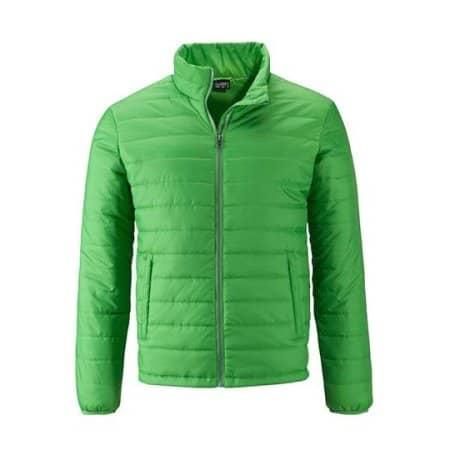 Men`s Padded Jacket von James+Nicholson (Artnum: JN1120