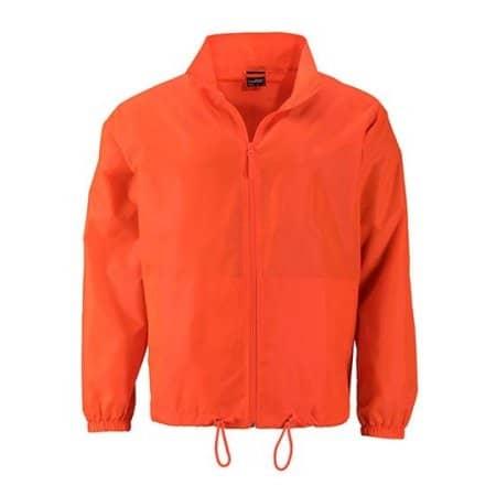 Men`s Promo Jacket von James+Nicholson (Artnum: JN1132