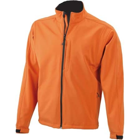 Men`s Softshell Jacket 135 von James+Nicholson (Artnum: JN135