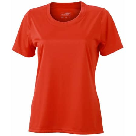 Ladies` Active-T von James+Nicholson (Artnum: JN357