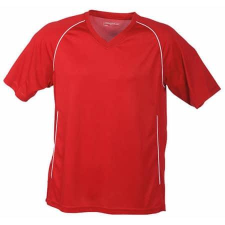 Team Shirt von James+Nicholson (Artnum: JN386