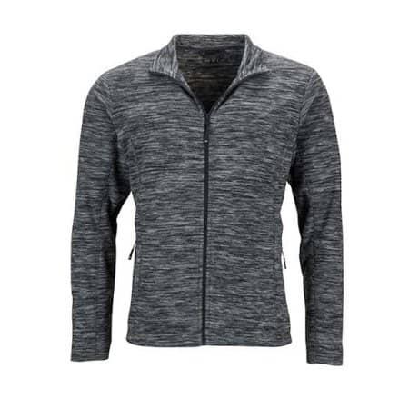 Men`s Fleece Jacket von James+Nicholson (Artnum: JN770