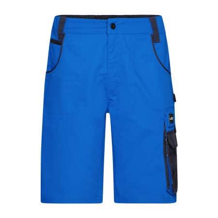 Workwear Bermudas -STRONG- von James+Nicholson (Artnum: JN835
