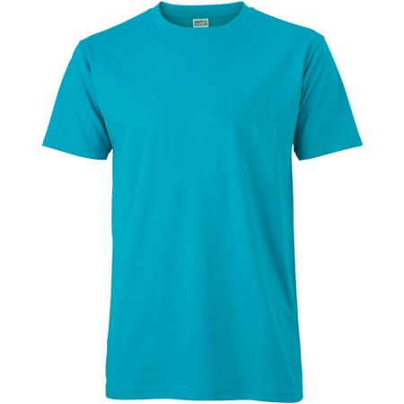 Mens Slim-Fit-T von James+Nicholson (Artnum: JN911
