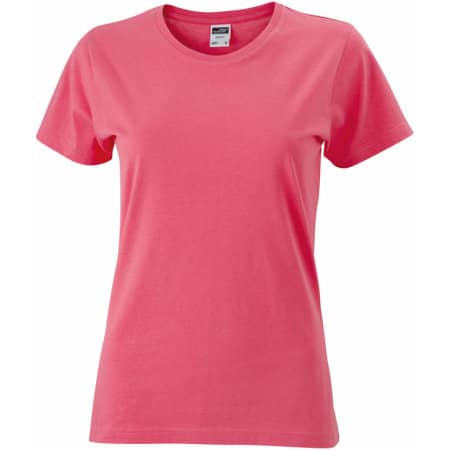 Ladies` Slim Fit-T von James+Nicholson (Artnum: JN971