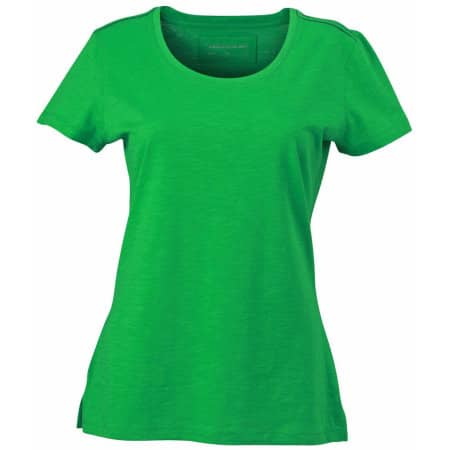 Ladies` Urban T-Shirt von James+Nicholson (Artnum: JN977
