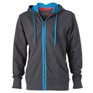 Men`s Urban Hooded Sweat Jacket