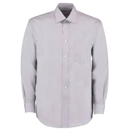 Men`s Business Shirt Long Sleeve von Kustom Kit (Artnum: K104