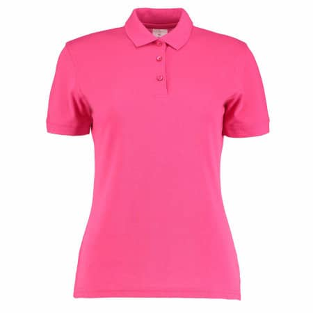 Women`s Klassic Slim Fit Polo Superwash von Kustom Kit (Artnum: K213