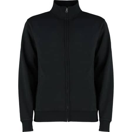 Regular Fit Zipped Sweatshirt von Kustom Kit (Artnum: K334