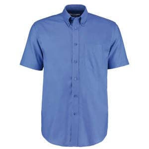 Men`s Workwear Oxford Shirt Short Sleeve