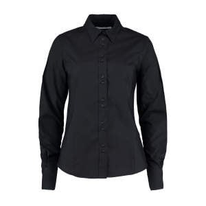 Women`s City Business Shirt Long Sleeve