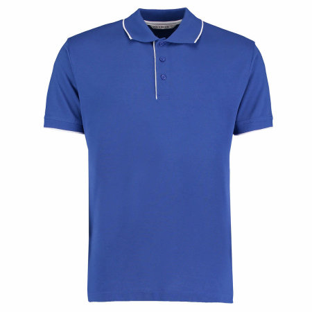Men`s Essential Polo Shirt von Kustom Kit (Artnum: K448
