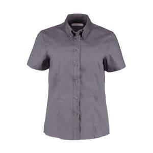 Women`s Corporate Oxford Shirt Short Sleeve