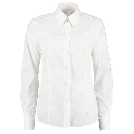Women`s Workforce Shirt Long Sleeve von Kustom Kit (Artnum: K729