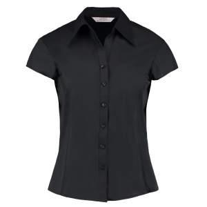 Women`s Bar Shirt Cap-Sleeve