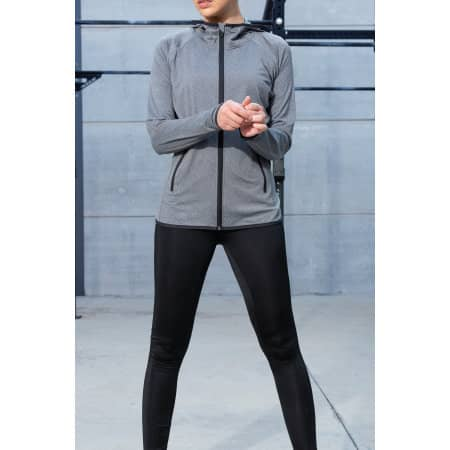 Ladies` Fashion Fit Sports Jacket von Gamegear (Artnum: K916