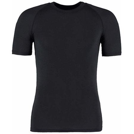 Warmtex Base Layer T-Shirt in Black von Gamegear (Artnum: K931