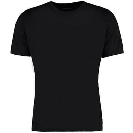 Men`s T-Shirt Short Sleeve in Black|Black von Gamegear Cooltex (Artnum: K991