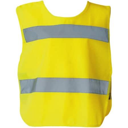 Kids` Safety Poncho EN 1150 von Korntex (Artnum: KX102