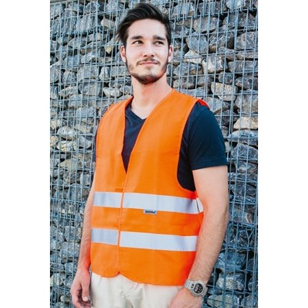 Safety Vest Professional 80/20 Polycotton von Korntex (Artnum: KX505