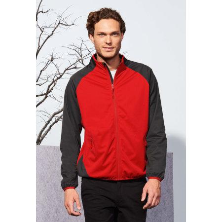 Rollings Men Softshell Jacket von SOL´S (Artnum: L01624