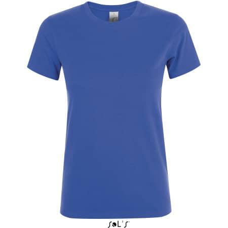 Regent Women T-Shirt in Duck Blue von SOL´S (Artnum: L01825