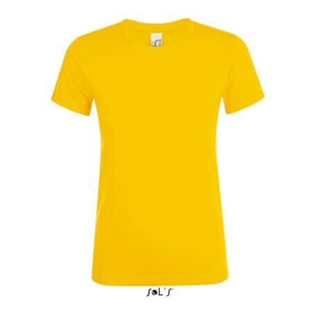 Regent Women T-Shirt in Gold von SOL´S (Artnum: L01825