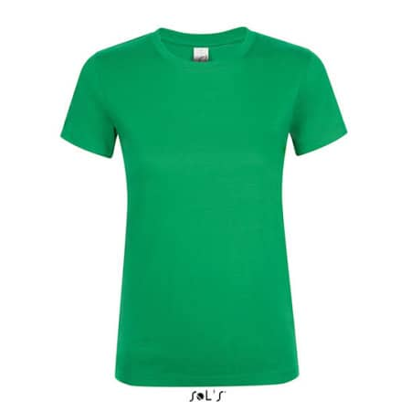 Regent Women T-Shirt in Kelly Green von SOL´S (Artnum: L01825