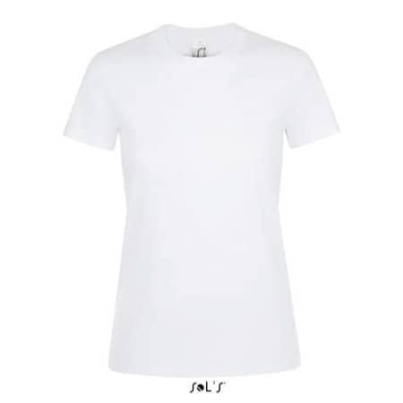 Regent Women T-Shirt in White von SOL´S (Artnum: L01825