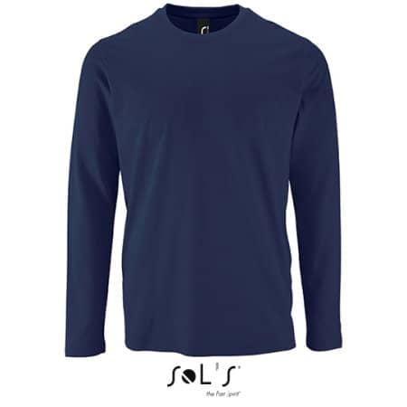 Men`s Long-Sleeve T-Shirt Imperial von SOL´S (Artnum: L02074