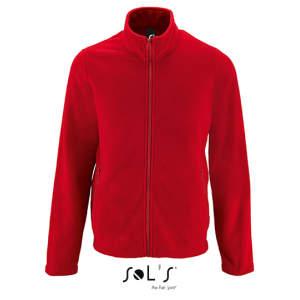 Men`s Plain Fleece Jacket Norman