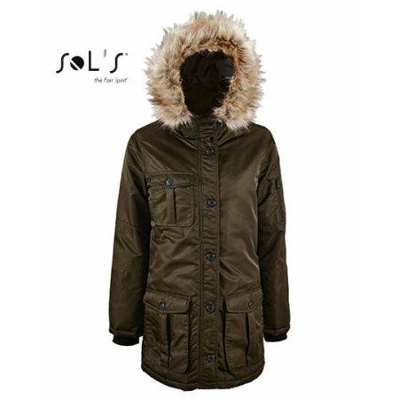 Women`s Warm And Waterproof Jacket Ryan von SOL´S (Artnum: L02107