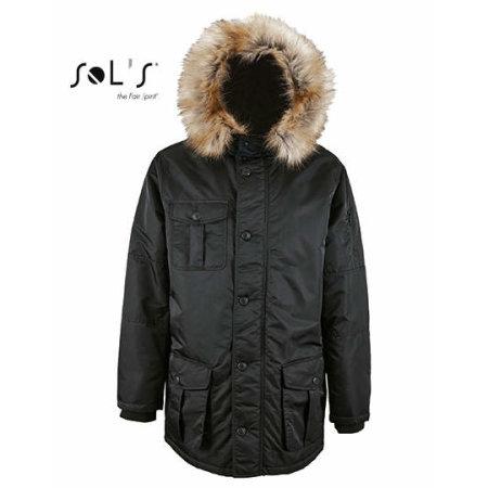 Men`s Warm and Waterproof Jacket Ryan von SOL´S (Artnum: L02108