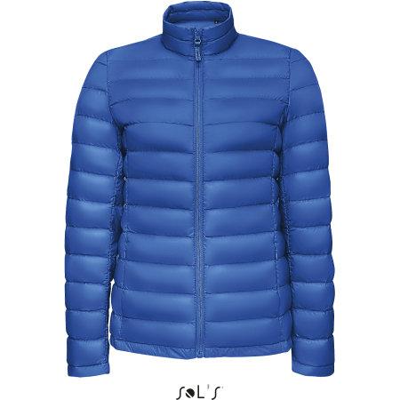 Wilson Women Jacket in Royal Blue von SOL´S (Artnum: L02899