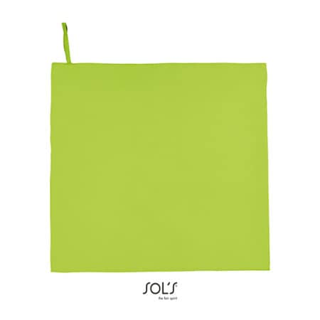 Microfibre Towel Atoll 100 von SOL´S (Artnum: L02936