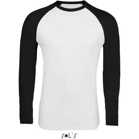 Men`s Funky Long Sleeve T-Shirt von SOL´S (Artnum: L02942