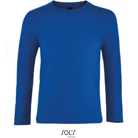 Imperial Long Sleeve Kids T-Shirt von SOL´S (Artnum: L02947
