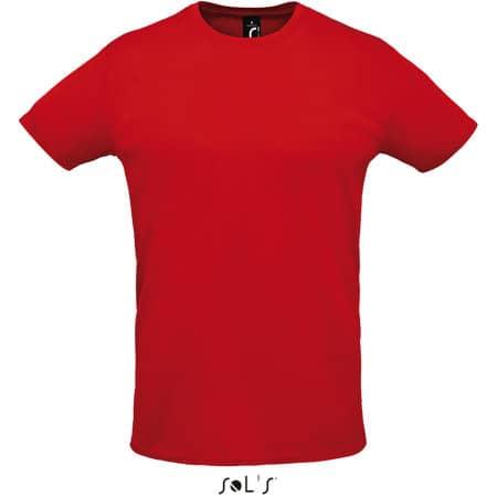 Unisex Sprint T-Shirt von SOL´S (Artnum: L02995
