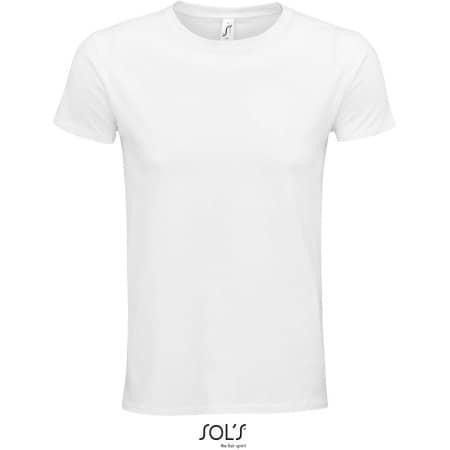 Epic Unisex T-Shirt in White von SOL´S (Artnum: L03564