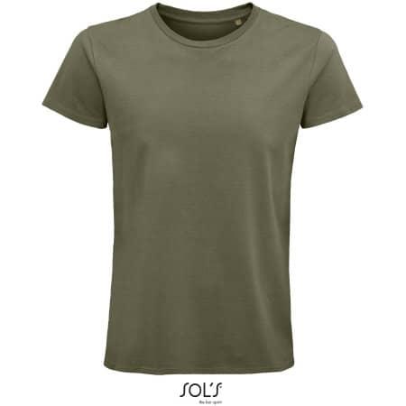 Pioneer Men T-Shirt in Khaki von SOL´S (Artnum: L03565
