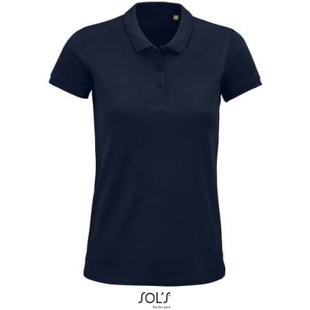 Planet Women Polo Shirt von SOL´S (Artnum: L03575