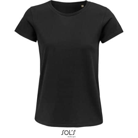 Crusader Women T-Shirt von SOL´S (Artnum: L03581