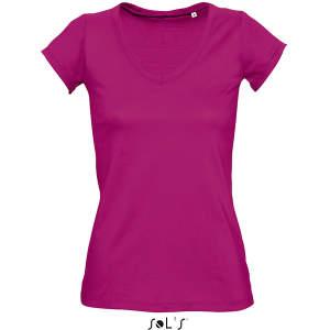 Women`s V-Neck T-Shirt Mild