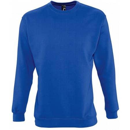 Sweatshirt New Supreme in Royal Blue von SOL´S (Artnum: L311