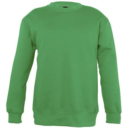 Kids` Sweatshirt New Supreme von SOL´S (Artnum: L311K