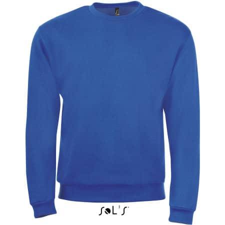 Sweatshirt Spider in Royal Blue von SOL´S (Artnum: L326
