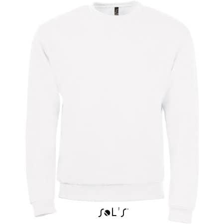 Sweatshirt Spider in White von SOL´S (Artnum: L326